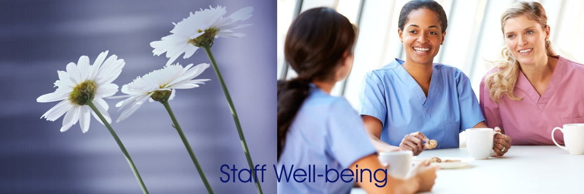 Staff well-being