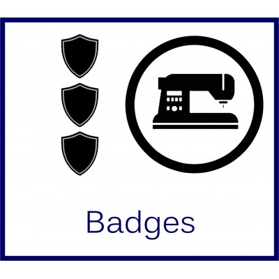 GRAPHIC OVERLAY BADGES