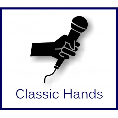 CLASSIC WITH HANDS