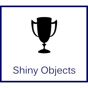 ADVERTISING - SHINY OBJECTS