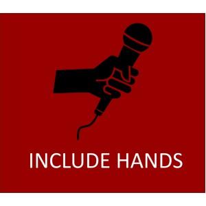 INCLUDE HANDS